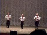 Настя танец Коляда и Матрёшки 24-26 марта 2006 года