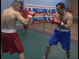 Техника профессионального бокса